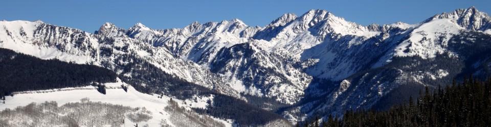 The Gore Mountains