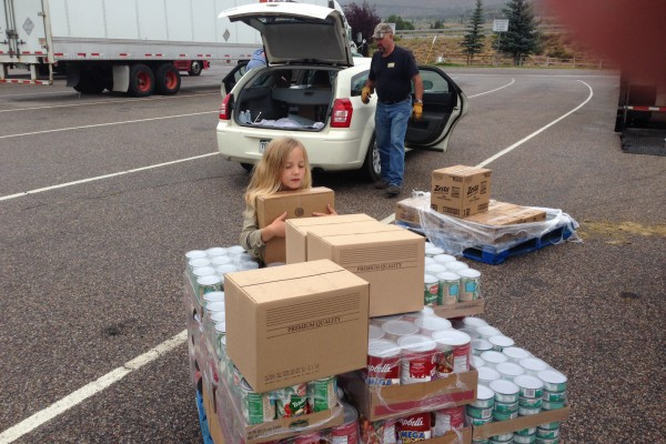 Salvation Army Vail Events